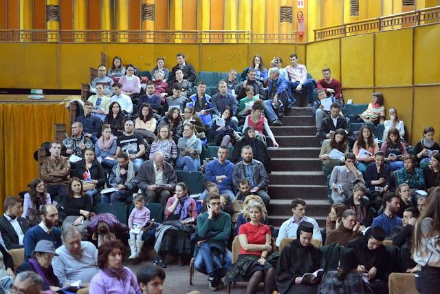 010 Avva Justin Parvu si Sfintii inchisorilor (Teatrul Luceafarul, Iasi, 2014.03.19)