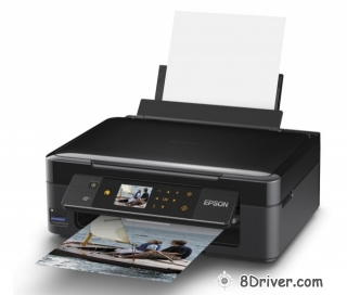 Download Epson Expression Home XP-413 printers driver & setup guide