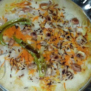 Uttapam Recipe South Indian Style