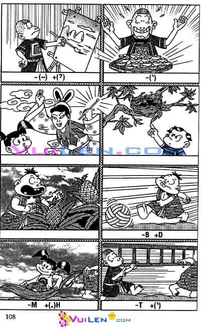 Thần Đồng Đất Việt Tập 95
