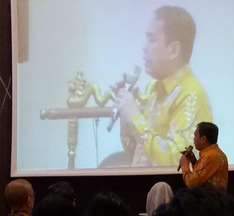 Kadis Kominfo Sulsel Sebut Akan Pertajam Layanan Publik Yang Ada di SPBE Dengan Regulasi Smart Province