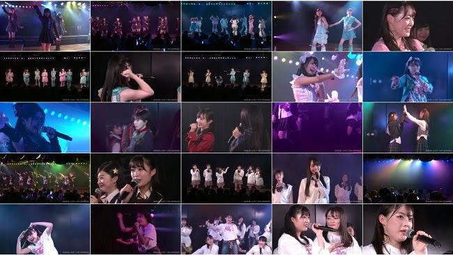 190724 190726 (720p) AKB48 研究生「パジャマドライブ」公演 佐藤詩識 生誕祭