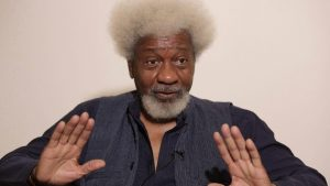 I am Afraid Nigeria May Go Down because Buhari can never Solve Nigeria Problem, take it or leave it I have spoken - Soyinka blows hot