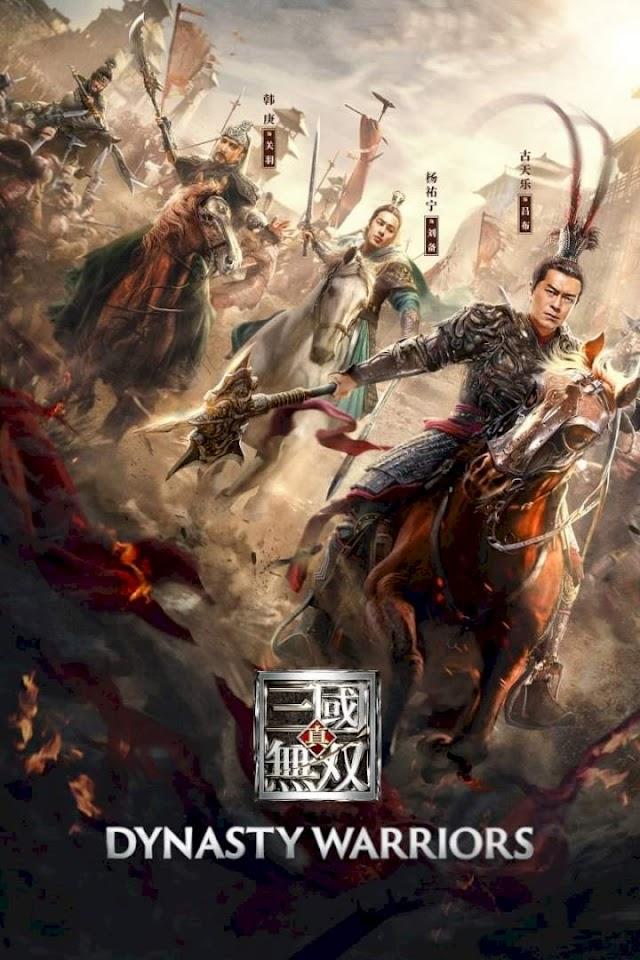 Dynasty Warriors - Full Movie (2021).