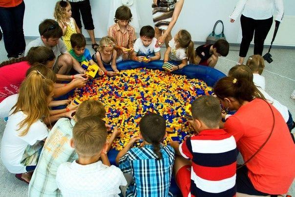 Участие в Lego фестивале LEGOFEST2