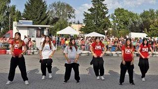 Free Colors Dance Crew - 2. Autós Találkozó Kaposvár 2015 video