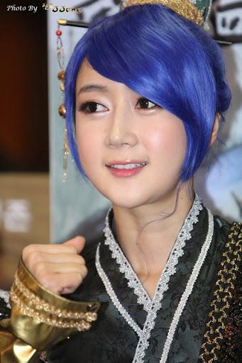Han Chae Yee gợi cảm cùng cosplay Yulgang 2 4