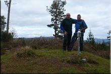 Gorabea (Astobitza) mendiaren gailurra 579 m. -- 2016ko martxoaren 20an