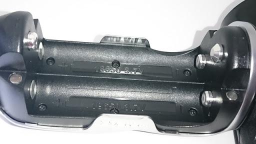 DSC 2201 thumb2 - 【MOD】「HCIGAR VT250 TC Mod with DNA250基盤」レビュー。Evolvの最新基盤を搭載したハイワッテージMOD!【DNA250/電子タバコ】