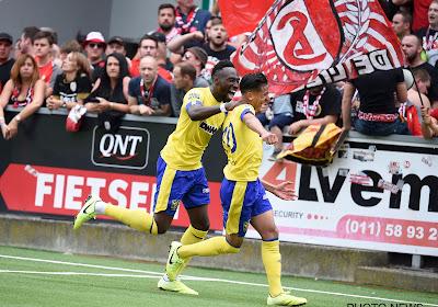 Hamza Massoudi (STVV) scoorde én won van Standard, de club waar hij twee jaar jeugdspeler was
