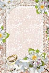 floral photo frames 4