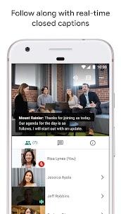Google Meet – Secure Video Meetings 5
