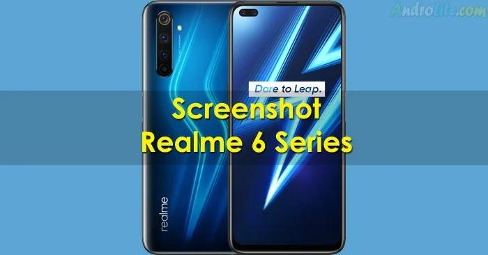 Screenshot Realme 6 Series