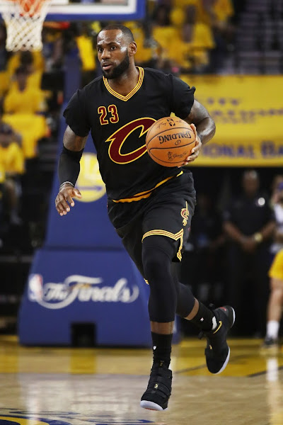 Black Sleeves and Soldiers Not Enough as Cavs Fall in Game 2