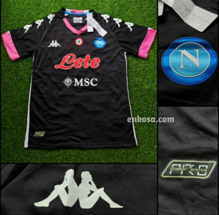 Jual Jersey Napoli Third Musim 2020/2021