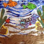 Scuba Diver Activity (Sr.KG.) 5-1-2016