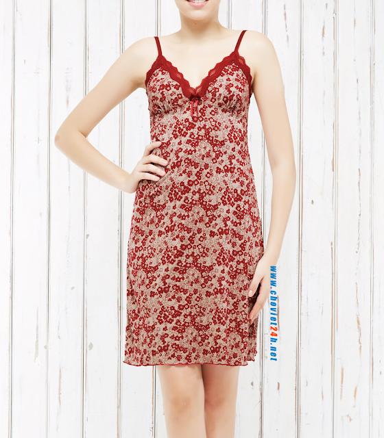 Váy đầm ngủ thời trang Sophie Malvina