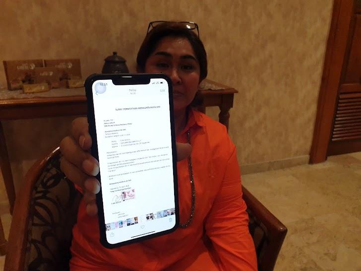 Tak Nyaman Lagi, Yuni Astuti Calon Kuat Pengganti Hanafi Rais Di DPR RI  Mundur !