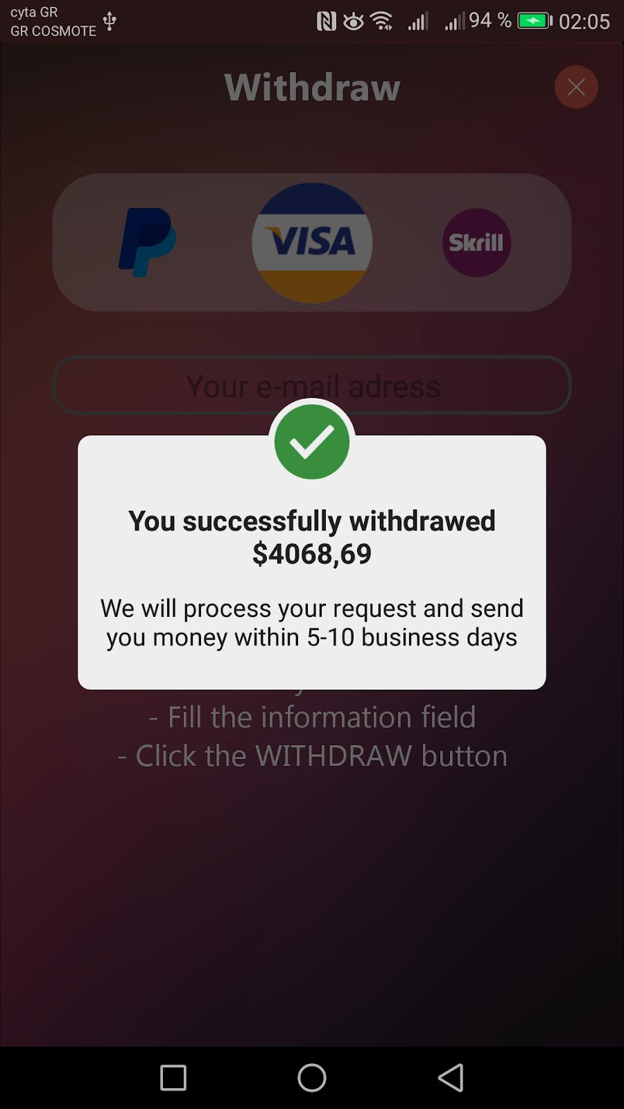 Make Money And Free Cash     - Google Play Help