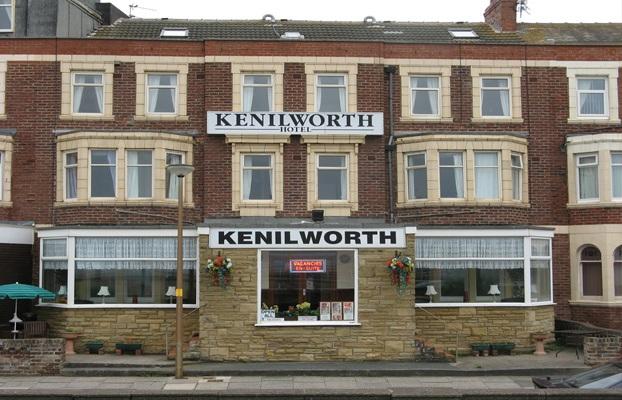 Kenilworth Hotel Blackpool
