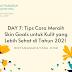 DAY 7: Tips Cara Meraih Skin Goals untuk Kulit yang Lebih Sehat di Tahun 2021 #BPNRamadan2021