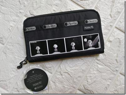 Peanuts LeSportSac Wallet