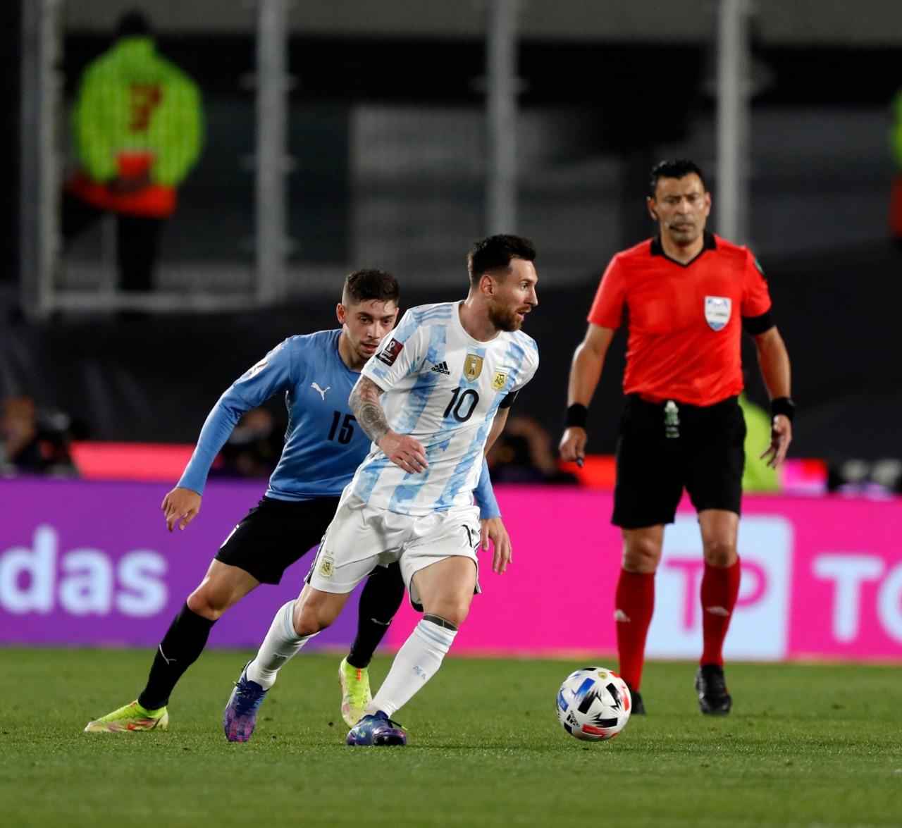 Đội tuyển Argentina gặp Peru vào 06:30 ngày 15/10 theo giờ VN