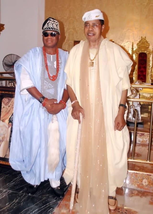 Olugbo Of Ugbo, Olu Of Igbokoda  Reconciles, Move To Save Ilaje From Cult Activities ~Omonaijablog