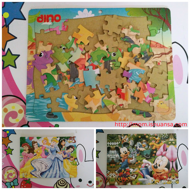 Puzzle Milik Diana