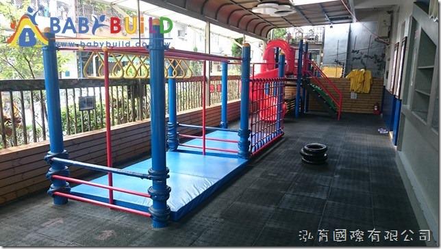 新竹市私立及幼幼兒園兒童遊戲場