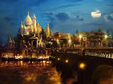 White Palace At Night