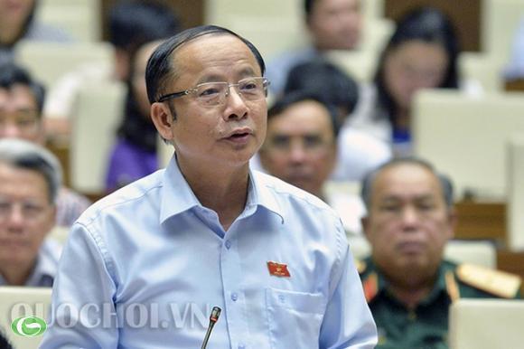 Đại biểu Nguyễn Văn Thân bác bỏ cáo buộc hai quốc tịch - Ảnh 1.