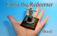 Christ the Redeemer -Brazil-