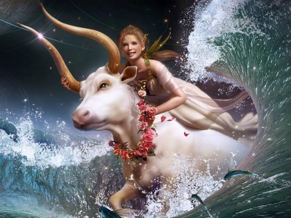Romantic Wizard Of Light, Fantasy Girls 1