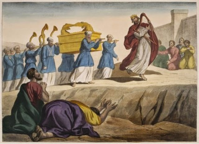 Field Of Joshua Of Beth Shemesh: Teaching The Catholic Faith: Are Fiestas Biblical?