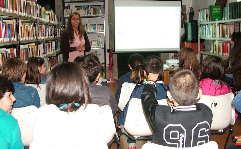 "Biblioteca Municipal promove ""Literacia da Informação"""