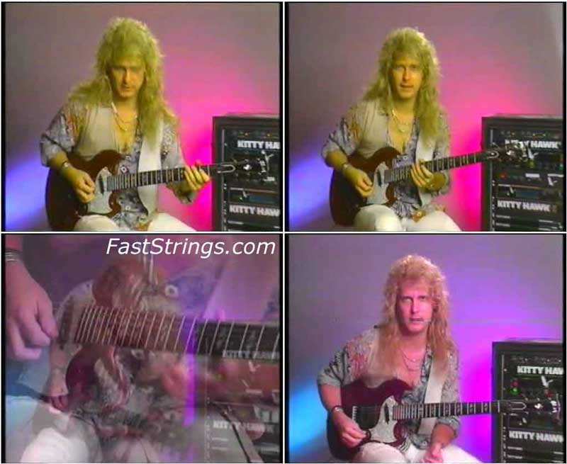 Kee Marcello - Instructional Video for Guitar