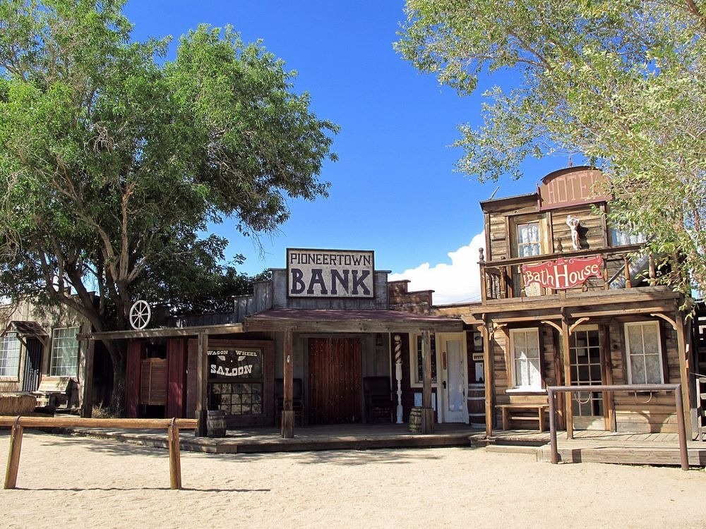 Pioneertown: A Movie Set That Became A Real Town