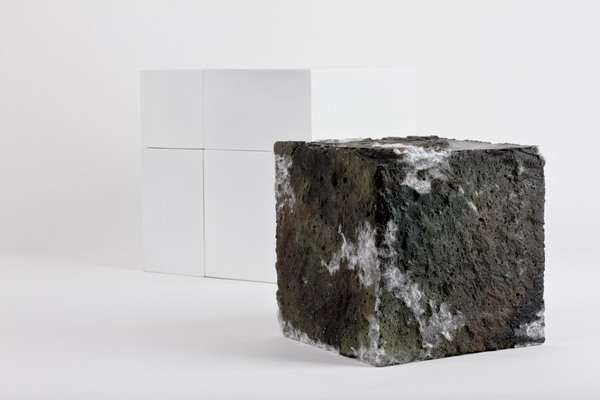 Geometric Sculptures by August Salo