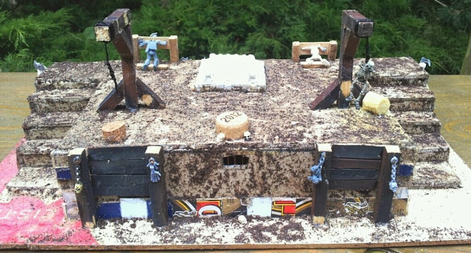 Dwalthrim's smithy - my table and terrain PicsArt_1404298826615
