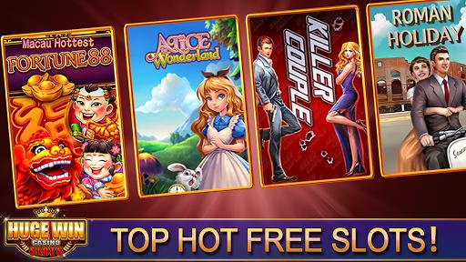 Huge Win Casino top hot slots