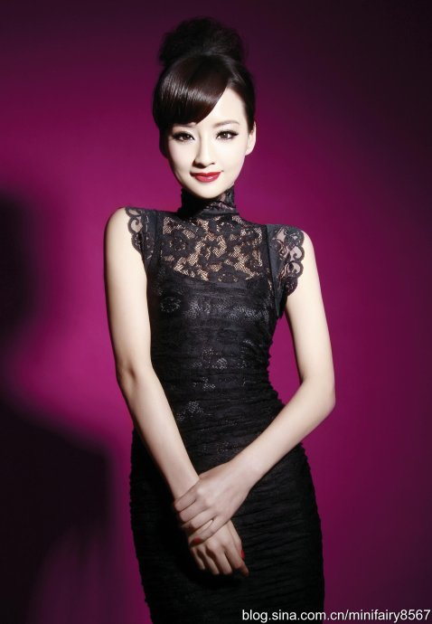 Barbie Liu Meiren China Actor