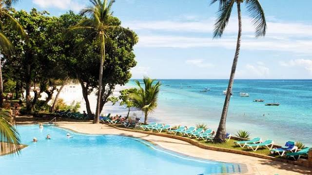 Diani Beach - Férias no Quénia
