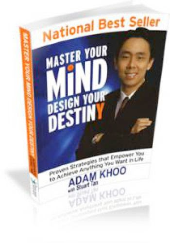 Master Your Mind Adam Khoo