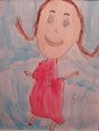 Self Portrait by Sophia