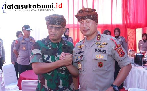 Rangkaian Kegiatan Kapolda Jabar, Irjen Pol Agung Budi Maryoto Apresiasi Pembangunan Sukabumi