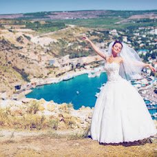 Wedding photographer Andrey Pakulin (sputnik). Photo of 05.09.2014