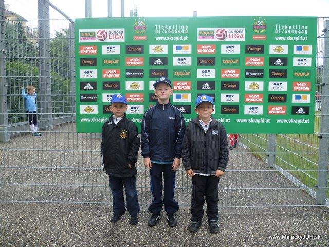 Majstrovstvá Európy 9 ročných - Viedeň - P1020641.JPG