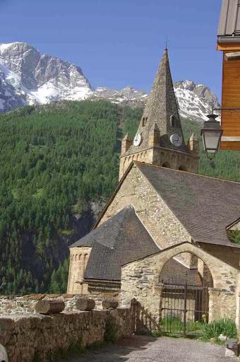 L'église de la Grave