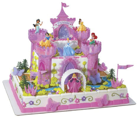La Rose Noire: Disney Princess Cakes